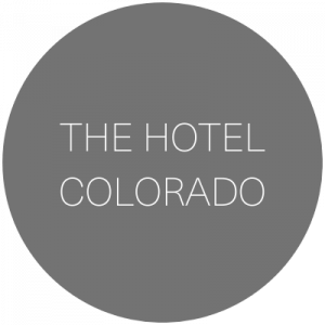 The Hotel Colorado   Wedding lodging in Glenwood Springs, Colorado featured on WED West Slope - a directory for wedding vendors.