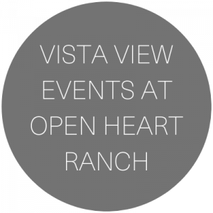 Vista View Events at Open Heart Ranch   Wedding venue in Rifle, Colorado featured on WED West Slope - a directory for wedding vendors.
