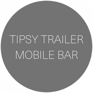 The Tipsy Trailer Mobile Bar Co.   Mobile bar in Grand Junction, Colorado featured on WED West Slope - a directory for wedding vendors.
