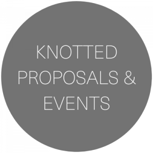 Knotted Proposals & Events | Wedding & Event Planner in Roaring Fork Valley, Colorado featured on WED West Slope - a directory for wedding vendors.