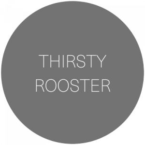 Thirsty Rooster Trailer Bar   Mobile bar in Durango, Colorado featured on WED West Slope - a directory for wedding vendors.
