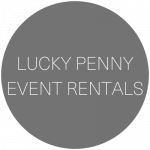 Lucky Penny Event Rentals | Wedding Rentals in Crested Butte, Colorado featured on WED West Slope - a directory for wedding vendors.