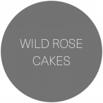 Wild Rose Cakes | Wedding cake baker in Grand Junction, Colorado featured on WED West Slope - a directory for wedding vendors.