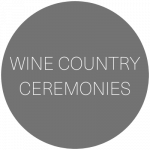 Wine Country Ceremonies | Wedding Officiant in Palisade, Colorado featured on WED West Slope - a directory for wedding vendors.