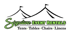 Signature Event Rentals | Wedding & Event rentals in Grand Junction, Colorado featured on WED West Slope - a directory for wedding vendors.