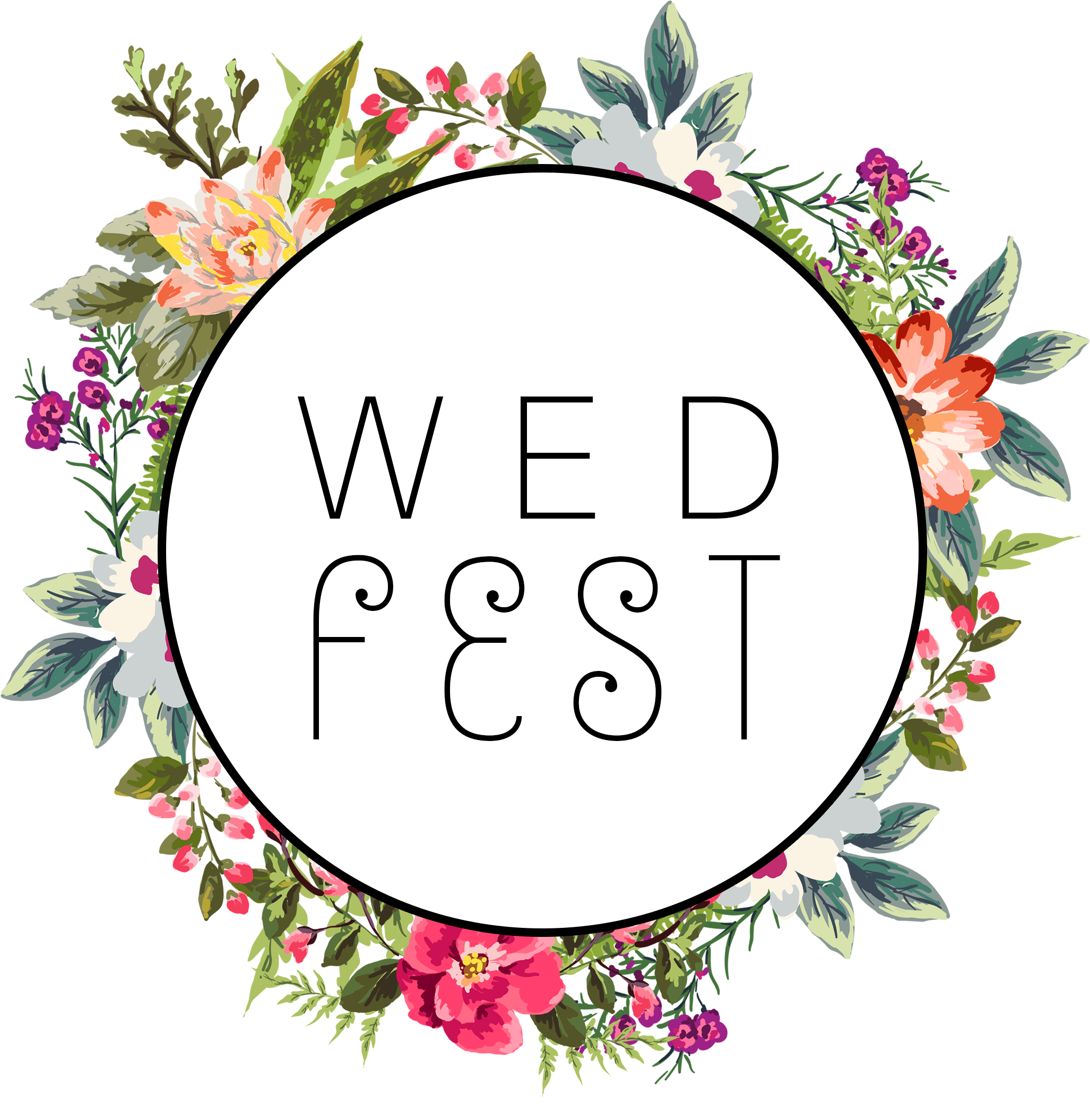 WEDFest | An interactive experience for engaged couples and wedding businesses.