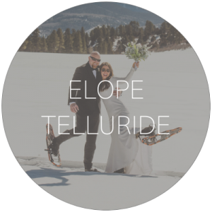 Elope Telluride | Elopement photographer in Telluride, Colorado featured on WED West Slope - a directory for wedding vendors.