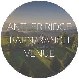 Antler Ridge Weddings and Events   Barn wedding venue in Montrose, Colorado featured on WED West Slope - a directory for wedding vendors.