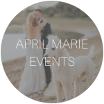 April Marie Events | Wedding Planner in Grand Junction, Colorado featured on WED West Slope - a directory for wedding vendors.