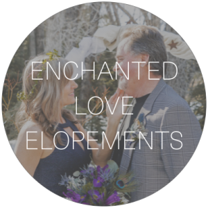 Enchanted Love Elopements   Wedding Planner in Crested Butte, Colorado featured on WED West Slope - a directory for wedding vendors.