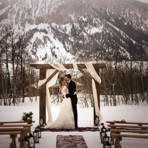 Alpenglow Events | Wedding Rentals in Crested Butte, Colorado featured on WED West Slope - a directory for wedding vendors.