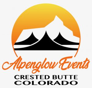 Alpenglow Events is Crested Butte's premier event company providing personalized service to the Crested Butte, Gunnison, Aspen, Lake City, Telluride, and other Western Slope regions of Colorado. Our services include event, corporate, and festival planning, wedding planning packages and a la carte planning assistance to serve any budget. Our extensive range of rental products include, multiple tent styles, tables, chairs, lighting, tableware, dance floors, catering equipment, sound systems and specialty décor to ensure that your event is unique and memorable. Our client-focused staff draws on extensive event experience and local knowledge to offer a personalized approach tailored to your event.